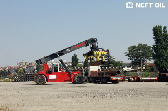 Neft Oil - South Stream Project/Turk Stream Offshore Pipeline/